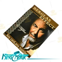 Berglas Effect-FREE SHIPPING-king Magic tricks/magie/magia