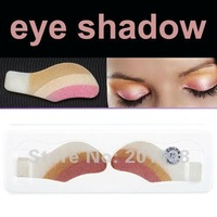 Instant Eye Shadow Sticker tattoo Innovative Eyeshadow,magic eye patch,28colors,6 pairs/box,revolutionary cosmetic,nice looking.