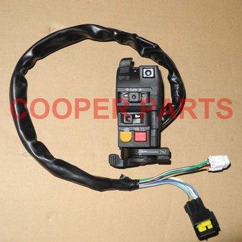 KAZUMA JAGUAR 500CC ATV Switch Assy LH  Wholesale and retail