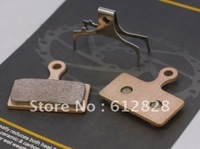 BIKE BICYCLE SINTERED DISC BRAKE METAL PADS FITS 2011 XTR M985 M988 XT M785 SLX M666