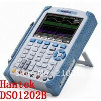 DHL !   Hantek HandHeld oscilloscope DSO1202B 200MHz oscilloscope + 6,000 multimeter/5.6 inch TFT Color LCD Display
