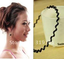 black hairband promotion