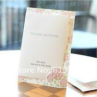 Free customized printing,  wedding invitation card,GB172, Wedding favors, free shipping