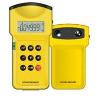 Ultrasonic distance meter measurer tape measurer ( range: 80 meters) free shipping