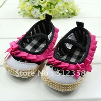 Little Flower Baby Shoe,Chinese  Prewalker shoes ,Infant shoes,First walkers ,Free shipping For your princess!!!