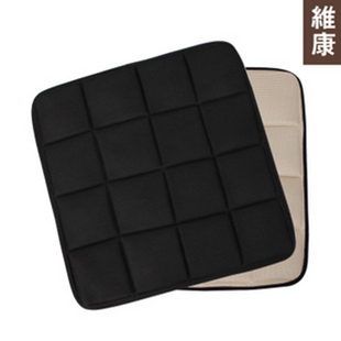 Conentional car bamboo cushion car cushion bamboo flavor purify air care seat thick black meters