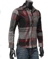 Мужская повседневная рубашка ! 20 XXL