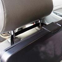 Free Shipping Shunwei car multifunctional backseat glove pallet mount large dining table dining table black