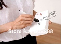 Wholesale  30pcs/lot  DIY Memo Clock With Message board NEW!!