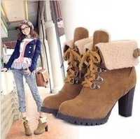 2012 Free shipping Martin boots, ladies Martin boots, women's shoes, boots,wholesale & Pink,Blue,Yellow