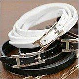 Free Shipping 2013 New design Buckle bracelet leather lover bracelet ,fashion jewelry WB5024