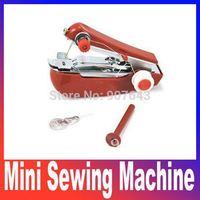 Mini Handheld Portable Clothes Fabrics Sewing Machine Stitch Craft Free shipping