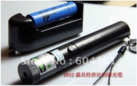 Cost price promotion 5000MW green /red  Laser Pointer with Battery  Charger in Set for 10000M / 5000mw  FREE SHIPPING