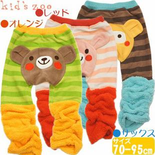 Baby three-dimensional animal baby big PP pants thickening thermal lounge pants thermal legging