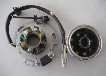 High performance W150 Dirt bike/ATV engine parts/ motorcycle magnet