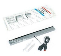 Wired Infrared Ray Inductor Sensor Bar for Wii Console