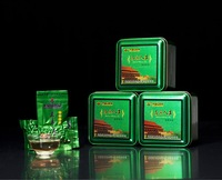 gift box Tie GuanYin tea, weight loss chinese tea,green tea total 10bags in one iron box
