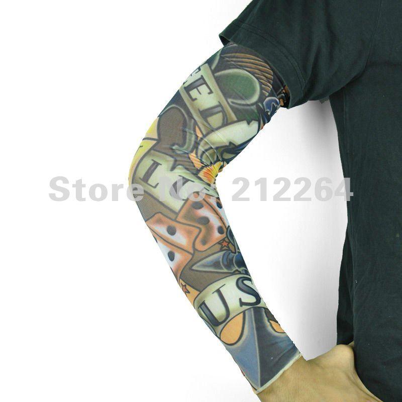 Stocking Seam Tattoo