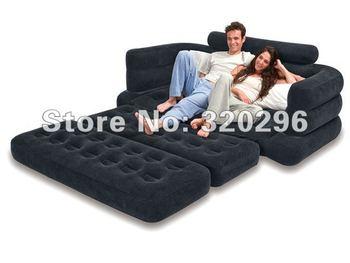 High Quality Intex Pull-Out Sofa Air Bed/ Intex-68566