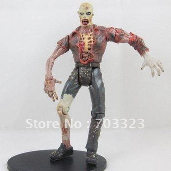 "Resident Evil BIOHAZARD TOY COMCOP ZOMBIE 6"" PVC Loose action Figure"