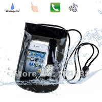 100% water dust snow proof case,waterproof,water protection,underwater dry bag for cell phone,perfectly sized for all Phones