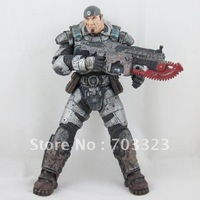 NECA GEARS OF WAR 2 MARCUS FENIX ACTION FIGURE loose figure