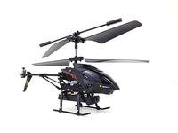 18pcs WL S977 3.5 CH Radio remote Control RC Helicopter With Camera  Metal Gyro better than s107g syma
