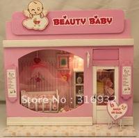 N3 Retail Creative mini diy European shop series-- beauty baby, DIY toy