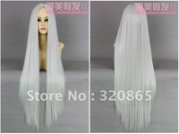 Diffuse beautiful wig silvery white 1 fate zero Alice phil von cosplay false