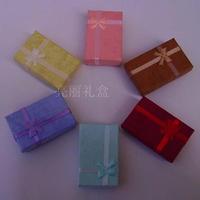 Jewelry box lovers box stud earring ring box packaging box 5 x8 jewelry box