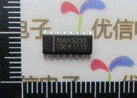 100PCS/LOT SMD MAX3232CSE / MAX3232ESE interface circuit SOP-16 & IC