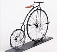 Freeshping iron craft anitque bicycle/bike model for home decoration&gifts for friends,