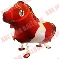 Free Shipping  Horse Balloon animals,balloon walking pet,20pcs/lot,inflatable toy balloons