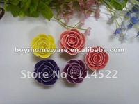nice item fresh good quality ceramic rose door knobs wholesale and retail shipping discount 200pcs/lot MG-10