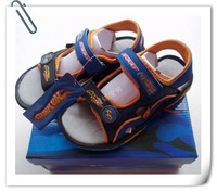 Sandals children shoes wind fire wheels cartoon only have size 28