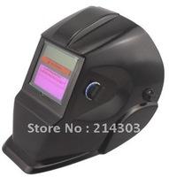 Cheap Li batery+Solar auto darkening face mask/welding helmet /welding goggles for the MIG TIG welding machine and plasma cutter