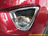 free shipping mazda CX-5 2012 fog lamp cover