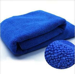 Cleaning towels car wash towel ultrafine fiber nano waxing towel 30 70 auto supplies(China (Mainland))