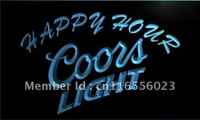 coors neon light promotion