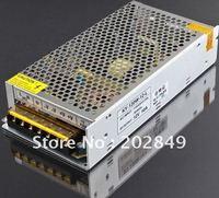 free shipping _120W 10A Switching Power Supply,100~120V/200~240V AC input,12V Output
