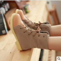 Free Shipping 2012 Hot Sales High Quality Ladies Fashion Boots Ladies Winter Beautiful Shoes Women's Snow Shoes