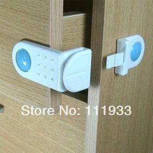 10 baby safety lock right angle lock drawer lock refrigerator lock kitchen cabinet lock single