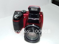 "professional digital camera with 16mp sensor and 21x optical zoom,3.0"" TFT LCD"