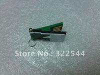 Mini USB Flash drives 8GB Rotating Metal USB Flash Drives Free shipping