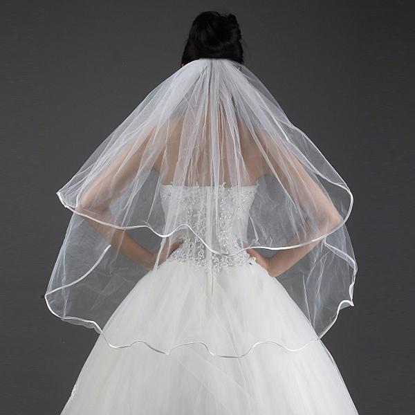 Сделать фату для невесты