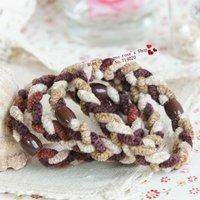 Pony weave cloth headbands/Elastic hairband/Hair accessories/Headwear.Mix colors.Min order $15.High quality/elastic.SJ18M3001