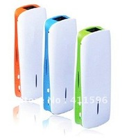 Free Shipping MPR-L8 3 in 1 MPR-A1 3G Wireless Router + Mobile power supply ,MINI Wireless Router,3G WIFI