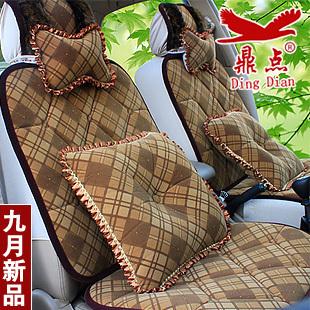 2012 NEW Car seat cushion winter plush car seat cushion four seasons cushion auto supplies d-006