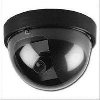 battery operated Dummy fake Dome  CCTV camera