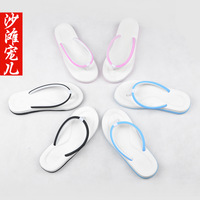 Brief lovers flip flops female slippers beach slipper slippers flip summer